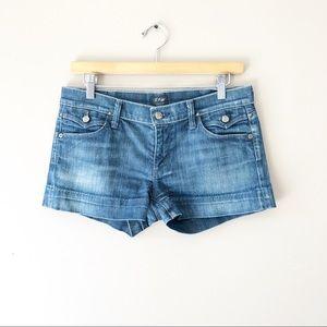 Citizens of Humanity Denim Shorts